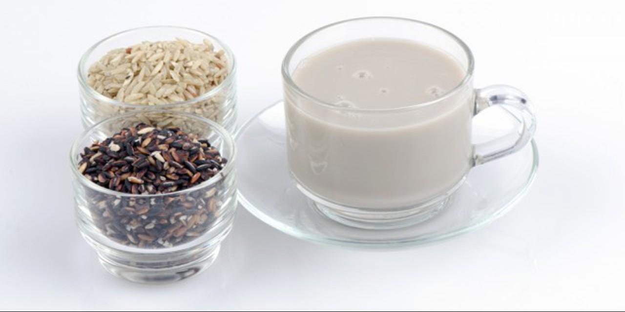 ricetta latte di riso