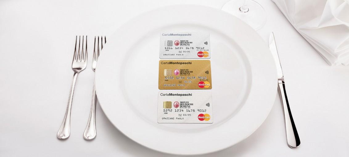 le carte in tavola - mastercard