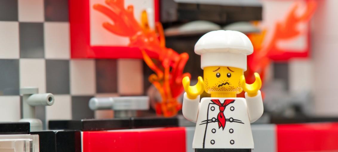 Le peggiori cose che puoi fare in cucina