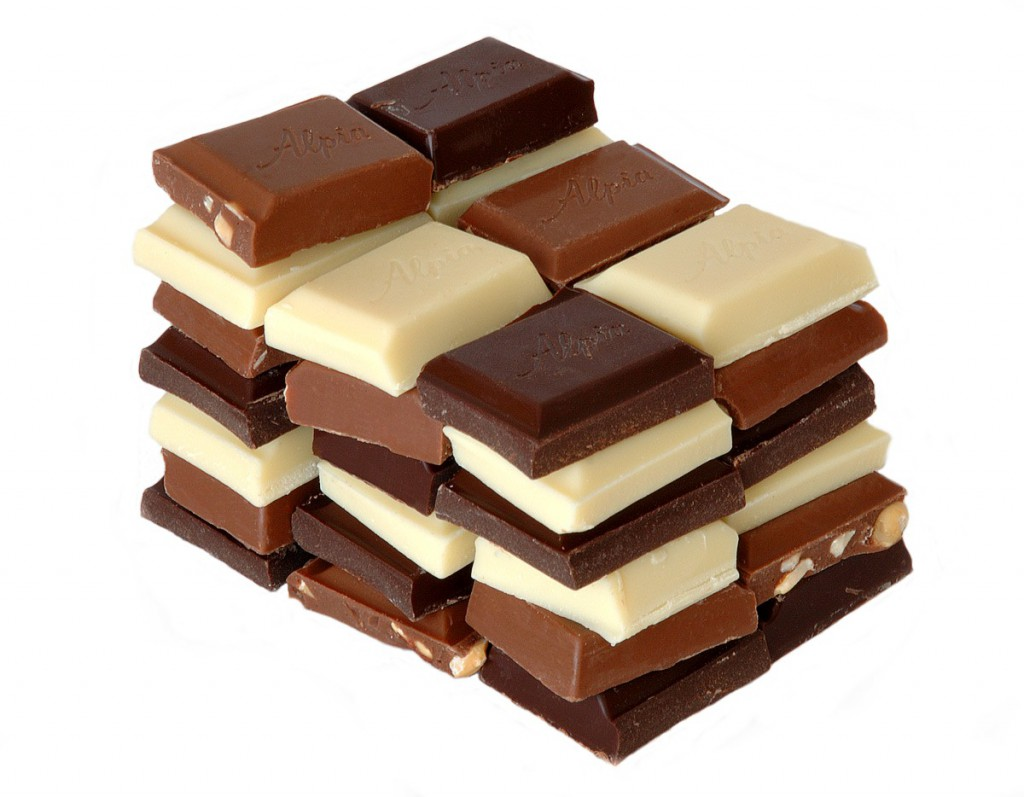 immagini del cioccolato
