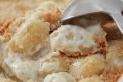 ricetta gnocchi gratin con porro al forno