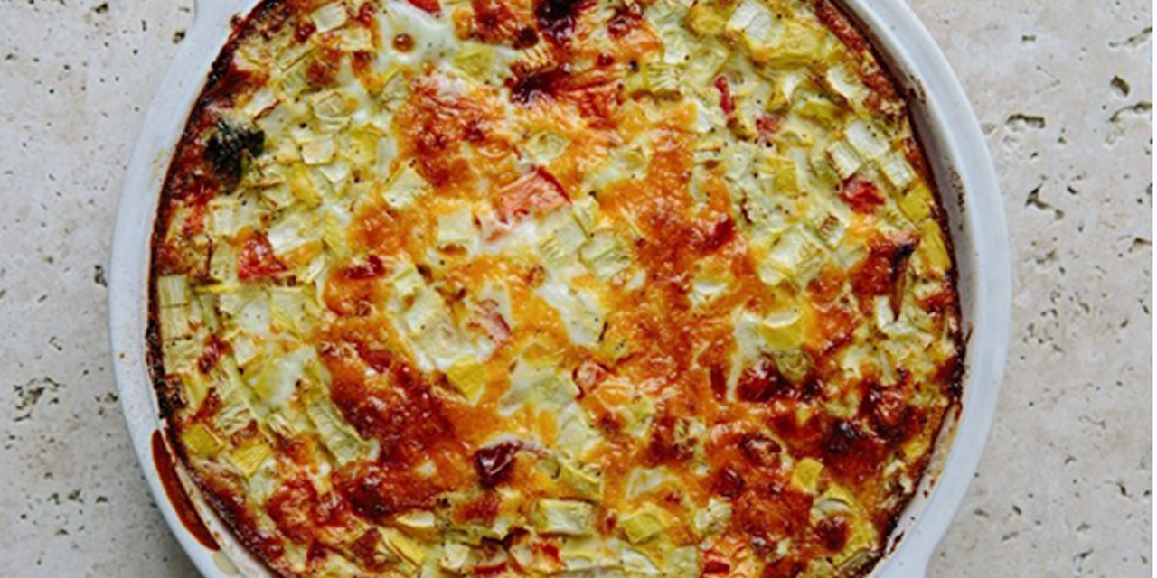 ricetta pizza salata a base di verdure