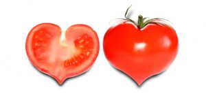 il pomodoro fa bene al cuore
