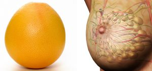l'arancia fa bene al seno