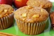 ricetta muffin alle mele e spezie aromatiche