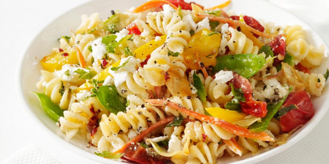 Pasta primavera ricette primi piatti freschi non solo for Ricette primi piatti pasta