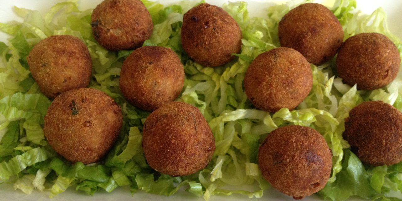 ricetta polpette di pesce spiedini di pesce non solo ricette