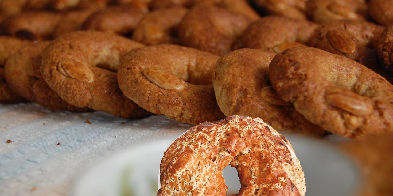 ricetta roccocò biscotto tipico napoletano